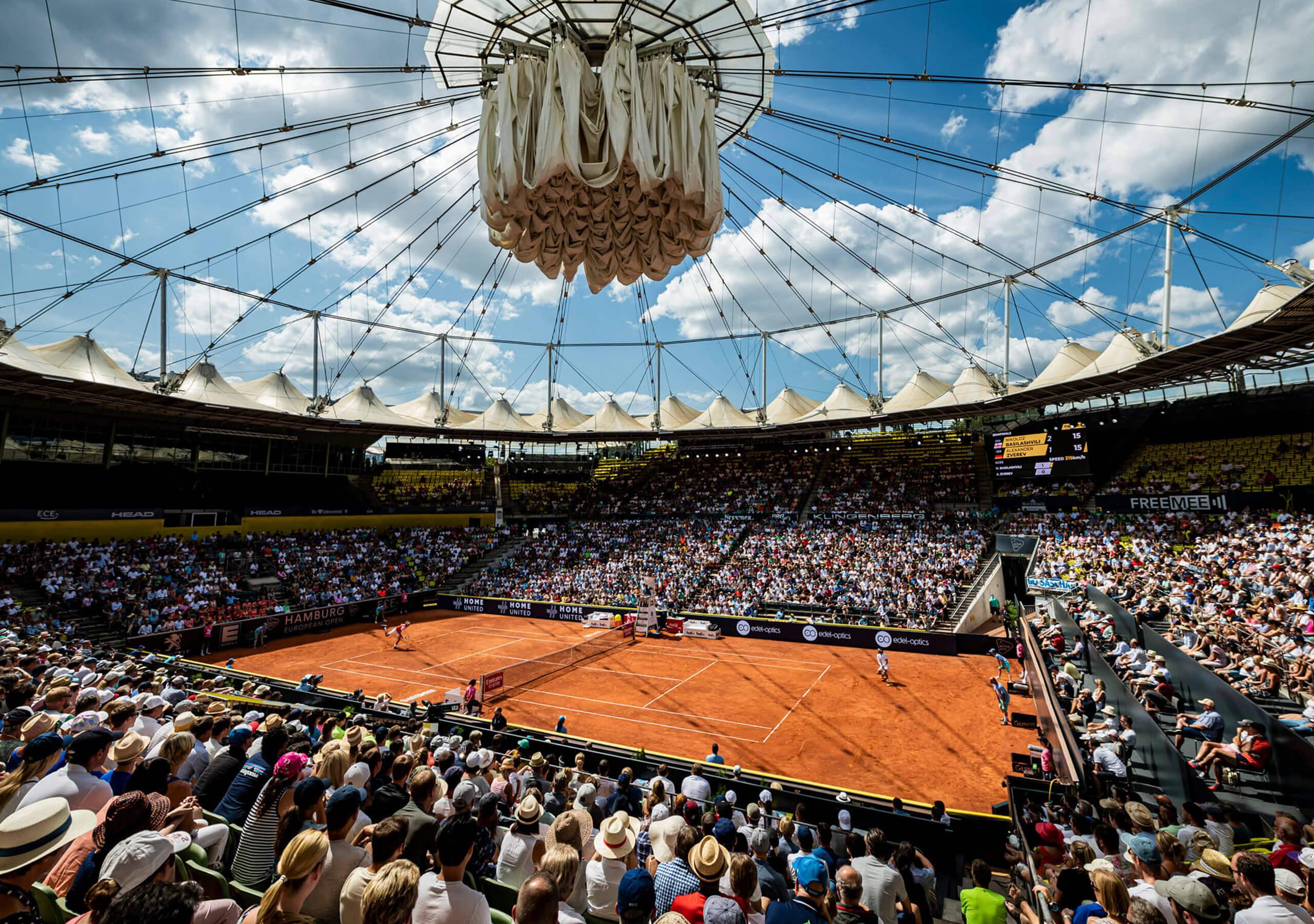 Tennis Hamburg 2020